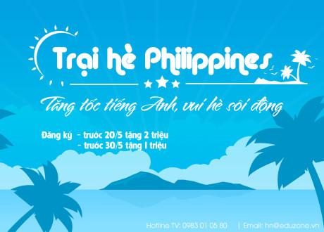 Tại sao lựa chọn tham gia trại hè tại Philippines?