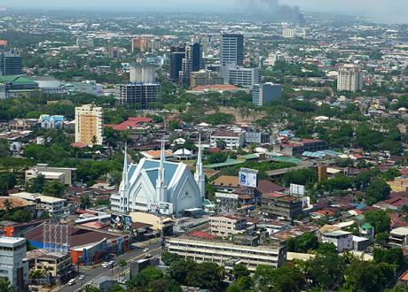 Cebu-City-aerial-view