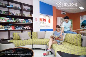 Trung tâm tài nguyên IETLS tại Campus Classic cập nhật những tài liệu mới nhất về IELTS từ British Council