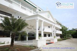 Trường C&C là một trong những trường có chất lượng giảng dạy tuyệt vời với chi phí thấp