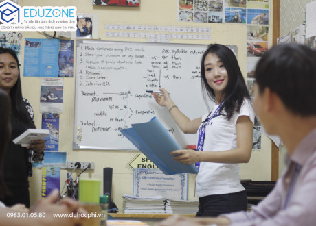 Khóa học Business English – Trường Anh ngữ CG