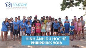 Đoàn du học hè Philippines 2016