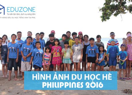 Hình ảnh du học hè Philippines 2016