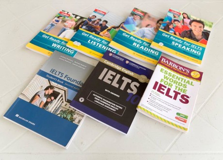 Khóa học IELTS tại Trường Anh ngữ E&G