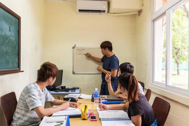 giờ học nhóm