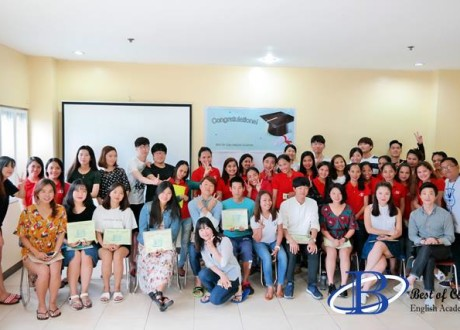 Học viện Anh ngữ BOC – Cebu, Philiipines