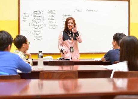 Trại hè tiếng Anh tại Philippines 2018 – Trường Anh ngữ Help