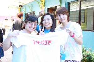 Học viên tại CIP