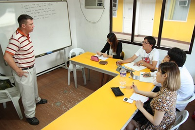 Khóa luyện thi Chứng chỉ Quốc tế – trường Anh ngữ CIP, Clark, Philippines