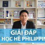 [Video] Giải đáp thắc mắc du học hè Philippines từ giám đốc Eduzone
