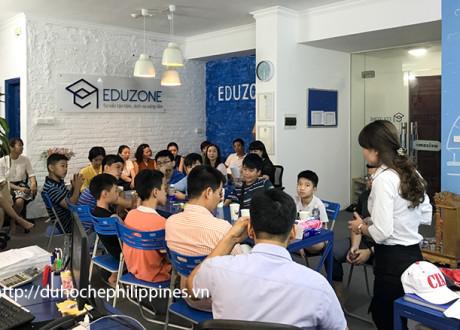 Thông báo tuyển sinh Du học hè Philippines 2017 đợt cuối