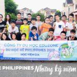 [Video] Hình ảnh đoàn Du học hè tại CIA Philippines 2017