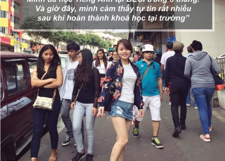 Cảm nhận của học viên Ánh Hồng về trường Anh ngữ BECI