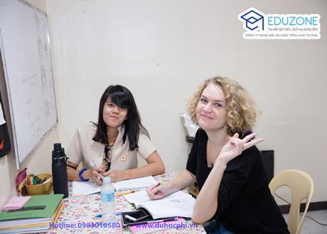 Trường Anh ngữ tại Philippines có giáo viên bản ngữ