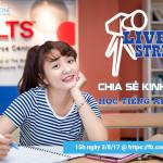 Livestream: Chia sẻ kinh nghiệm học tiếng Anh tại Philippines
