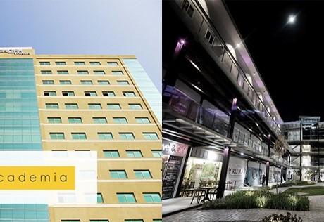 Hai cơ sở của IDEA: IDEA Academia & IDEA Cebu
