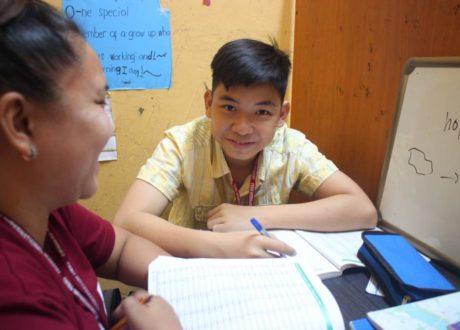 Du học hè Philippines nuôi dưỡng ước mơ đi Mỹ của Bill