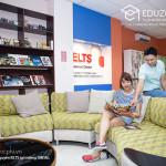 Khóa luyện IELTS và IELTS đảm bảo của trường SMEAG