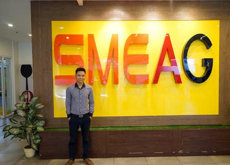 Giám đốc Eduzone thăm trường SMEAG