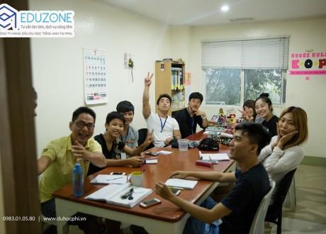 Khóa học Tiếng Anh thương mại tại Học viện Anh ngữ EV