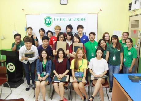 Chương trình Global Internship tại trường UV ESL