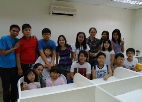 Khóa học Junior (JEC) – Trường Anh ngữ Fella, Cebu, Philippines
