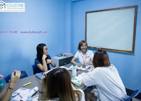 Khóa học ESL  – Trường Anh ngữ CPI