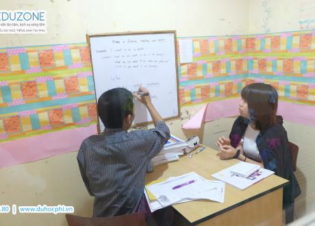 Khóa học TOEIC tại trường Anh ngữ UV ESL
