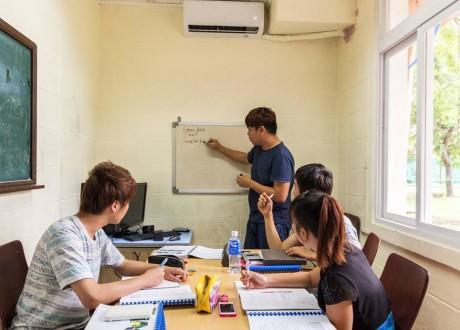 Khóa học Tiếng Anh giao tiếp (ESL) tại trường Anh ngữ E&G