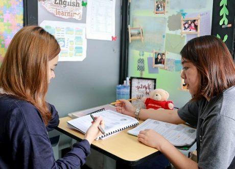 Khóa học IELTS Trường Anh ngữ Beci