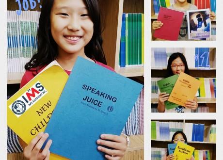 Khóa học dành cho gia đình và trẻ nhỏ tại Học viện Anh ngữ IMS