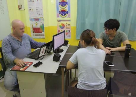 Khóa học TOEFL tại Học viện Anh ngữ IMS