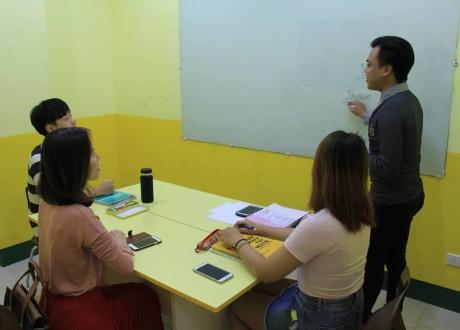 Khóa học IELTS tại Học viện Anh ngữ IMS