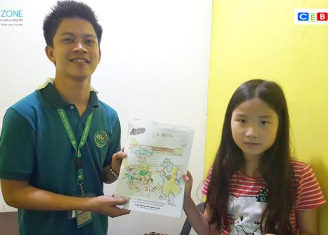 Khóa học Junior ESL – Trung tâm Anh ngữ Cebu ESL