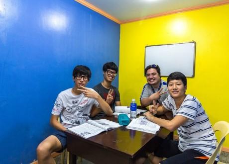Khóa học tiếng Anh cho phụ huynh tại Cebu ESL