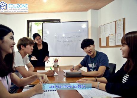 Khóa học TOEIC đảm bảo – Trường Anh ngữ Beci, Philippines