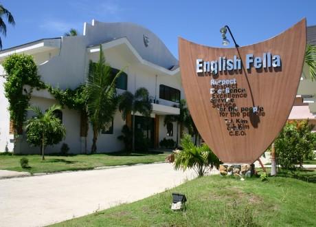 Hình ảnh trường Anh ngữ Fella – Cebu, Philippines