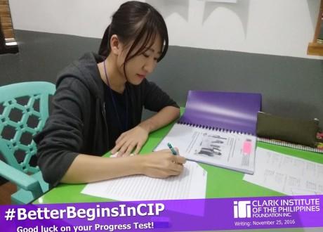 Khóa học TOEFL đảm bảo – Trường Anh ngữ CIP, Clark, Philippines