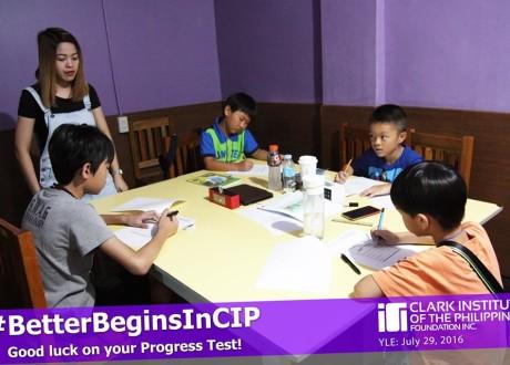 Khóa học Anh ngữ Thiếu nhi (YLE) – Trường Anh ngữ CIP, Clark, Philippines
