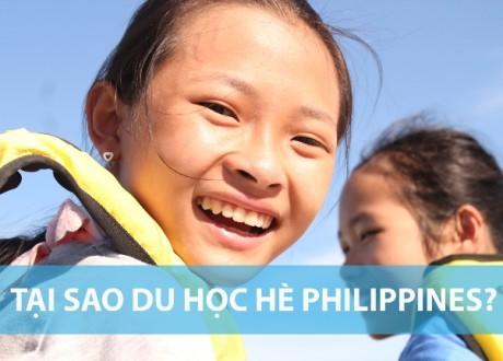 Du học hè Philippines 2017