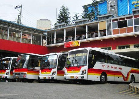 Hướng dẫn cách di chuyển từ Manila tới Baguio