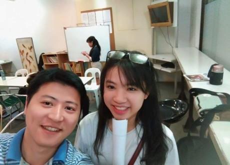 Khóa học Online tại trường Anh ngữ E-room, Bacolod
