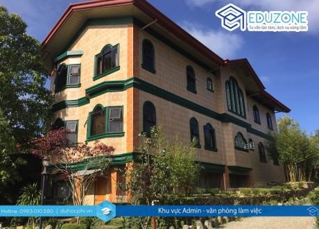 Hình ảnh trường Anh ngữ BECI, Baguio Philippines