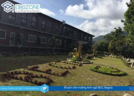 Trường Anh ngữ BECI – khu biệt thự xanh mát tại Baguio