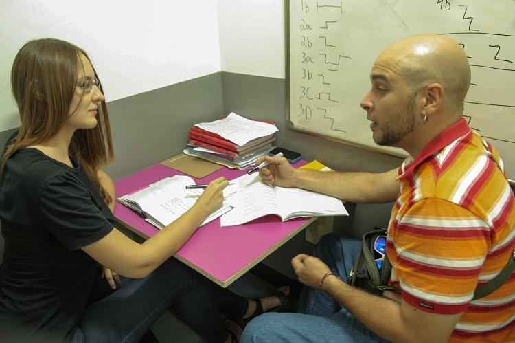 Lớp học 1:1 với giáo viên bản ngữ tại Philippines