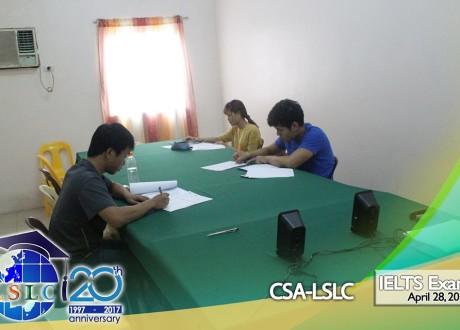 Khóa học IELTS – Trường Anh ngữ LSLC