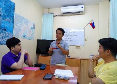 Chia sẻ kinh nghiệm học tiếng Anh tại Philippines từ quản lý trường A&J