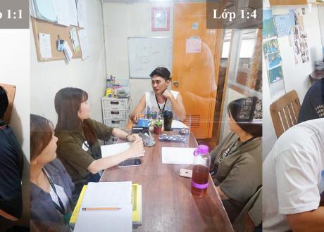 Chương trình ưu đãi của trường TALK, Baguio