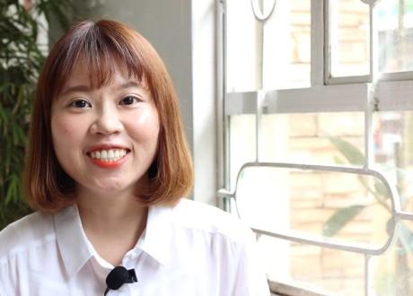 Cảm nhận của học viên Minh Trang về trường A&J e-EduDC