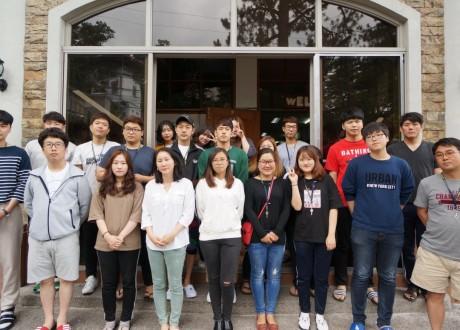 Chương trình chào đón học viên mới tại TALK, Baguio